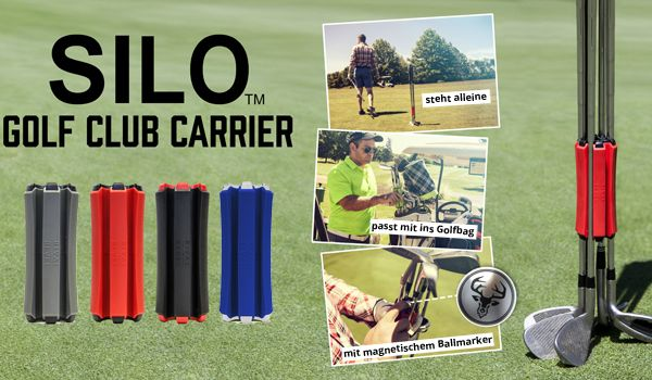 SILO Golf Club Carrier