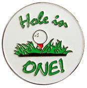 Navika Basic Ballmarker &quote;Hole in One&quote;