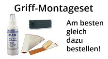 Golfgriff Montageset