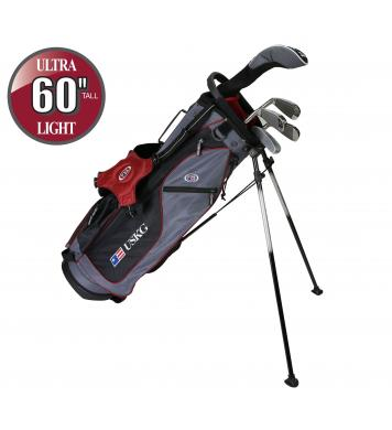 U.S. Kids Golf Starterset Ultralight 60, 152-160cm