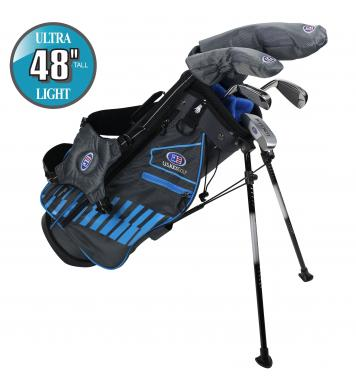 U.S. Kids Golf Starterset Ultralight UL48, 122-130cm