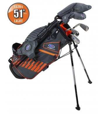 U.S. Kids Golf Starterset Ultralight UL51, 130-137cm