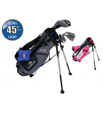 U.S. Kids Golf Starterset SO Ultralight UL45, 115-122cm