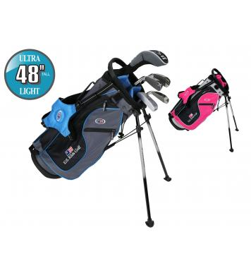 U.S. Kids Golf Starterset SO Ultralight UL48, 122-130cm