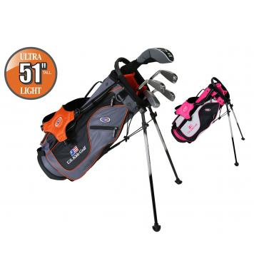 U.S. Kids Golf Starterset SO Ultralight UL51, 130-137cm