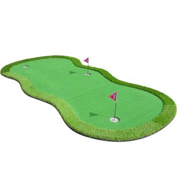 PGA Tour Pro Sized Golf Putting Green Augusta