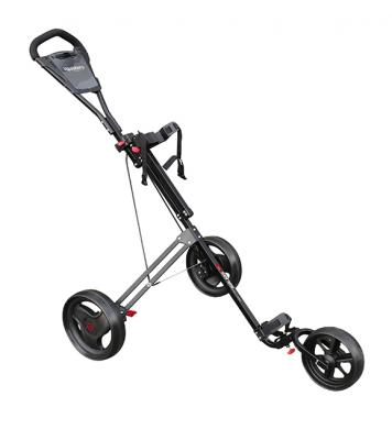 Masters 3-Rad Junior Trolley, schwarz