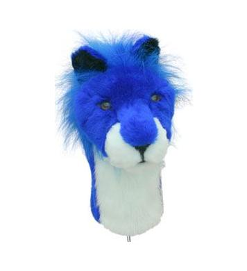 Blue Lion Headcover