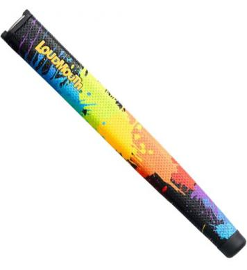 Loudmouth Jumbo Putter Griff Paint Balls