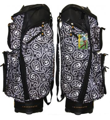 Loudmouth Golf Cartbag 3.0 Shiver Me Timber