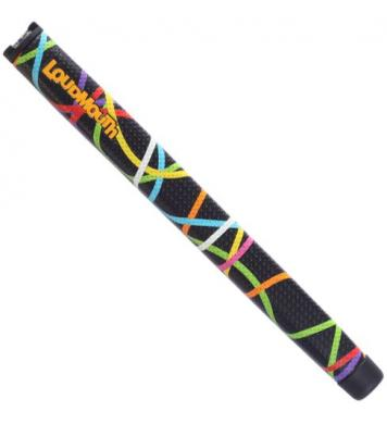 Loudmouth Jumbo Putter Griff Scribblz