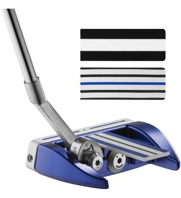 Happy Putter Tour Pointed Mallet Putter